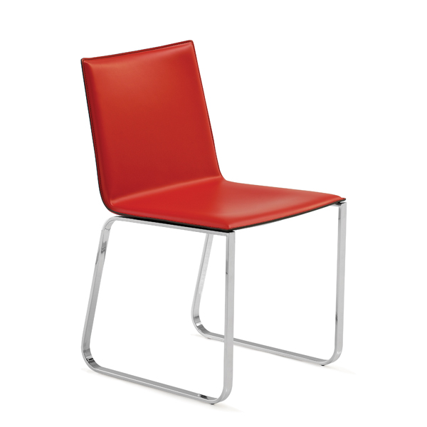 Silla Sled chair from Sovet, designed by Lievore Altherr Molina