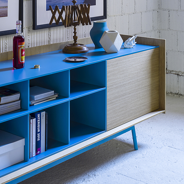 Edge Sideboard from Miniforms, designed by E-ggs