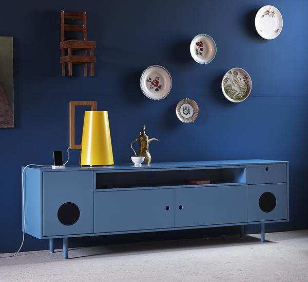 Caixa cabinet from Miniforms