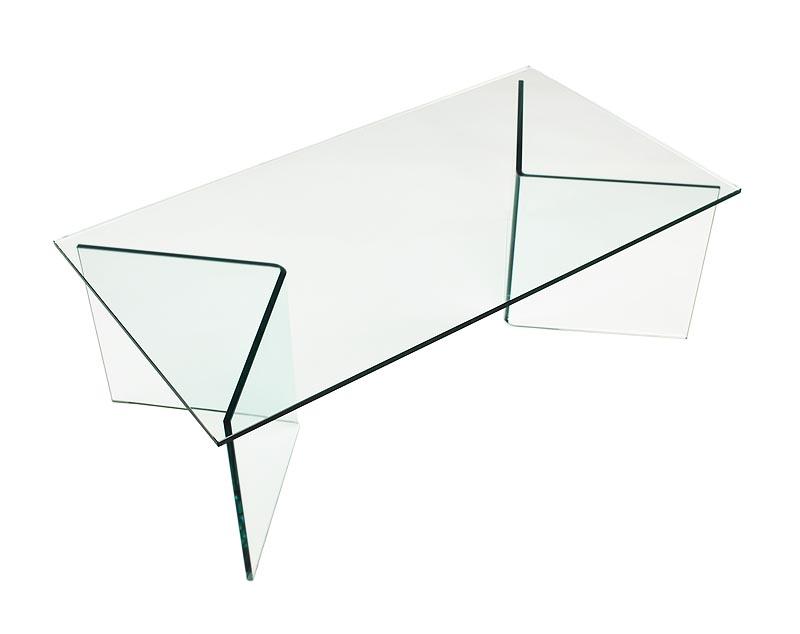 Glaze Rectangular, coffee table from Viva Modern