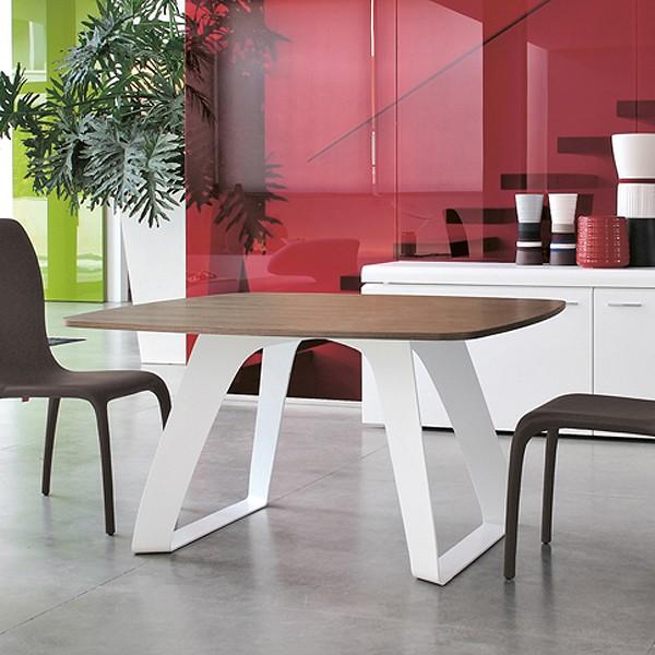 Brenta 8057 Fixed dining table from Tonin Casa