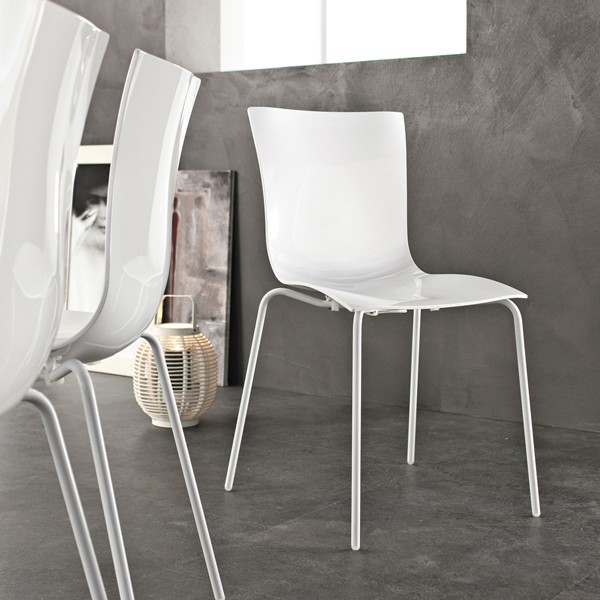 Aria Easy 7204 chair from Tonin Casa