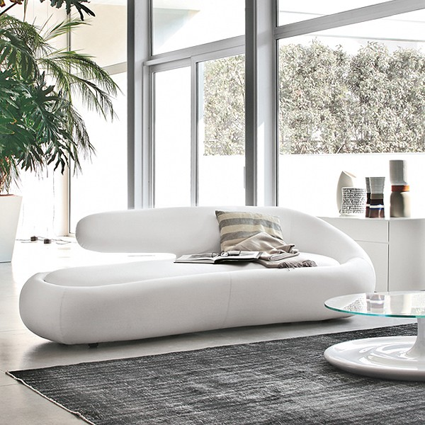 Duny 7380 sofa from Tonin Casa