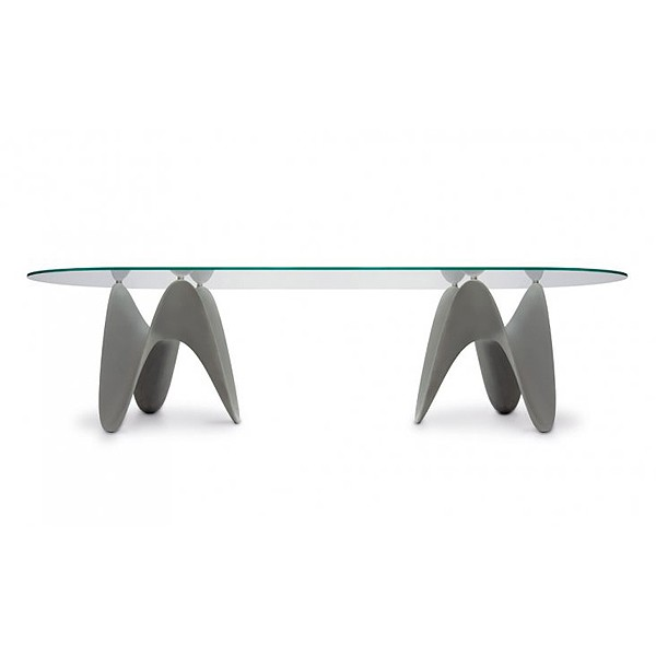 Big Gaya 8074 dining table from Tonin Casa