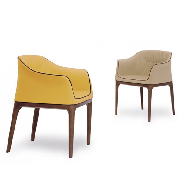 Mivida 7213 chair from Tonin Casa