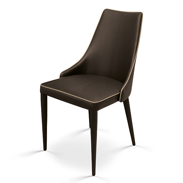 Clara chair from Bontempi