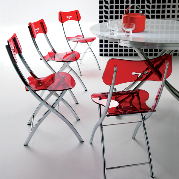 Opla S150 chair from Ozzio