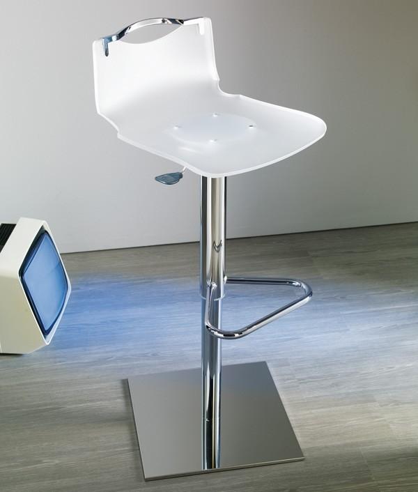 Chuf Basic S501 stool from Ozzio