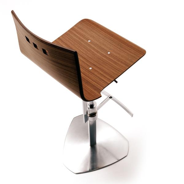 Bingo S510 stool from Ozzio