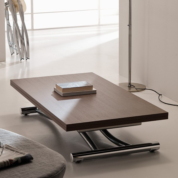 Mondial T096 coffee table from Ozzio