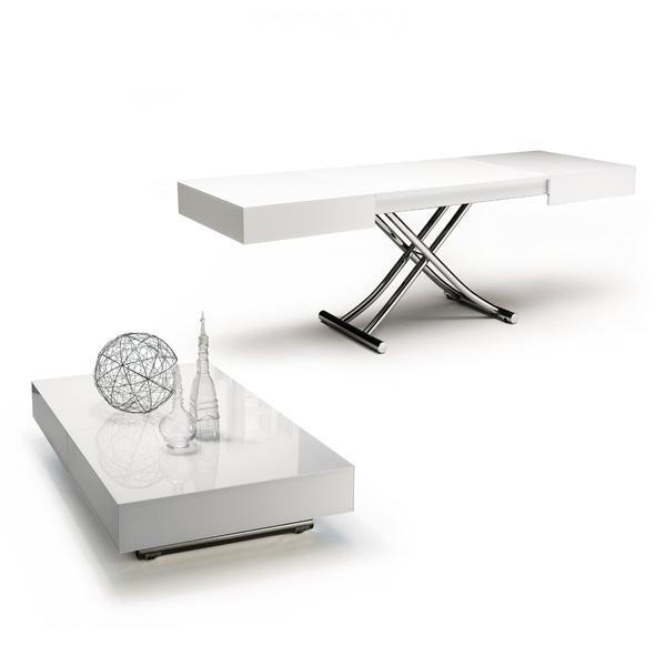 Box T110 coffee table from Ozzio