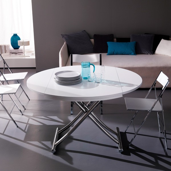 Globe T112 coffee table from Ozzio