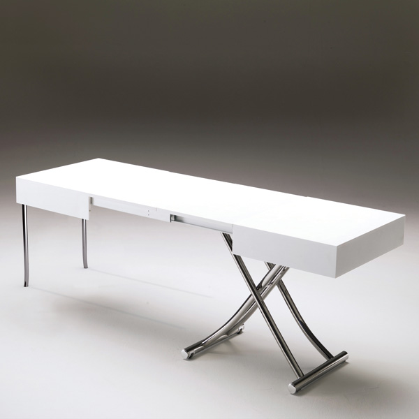 Magnum T130 coffee table from Ozzio
