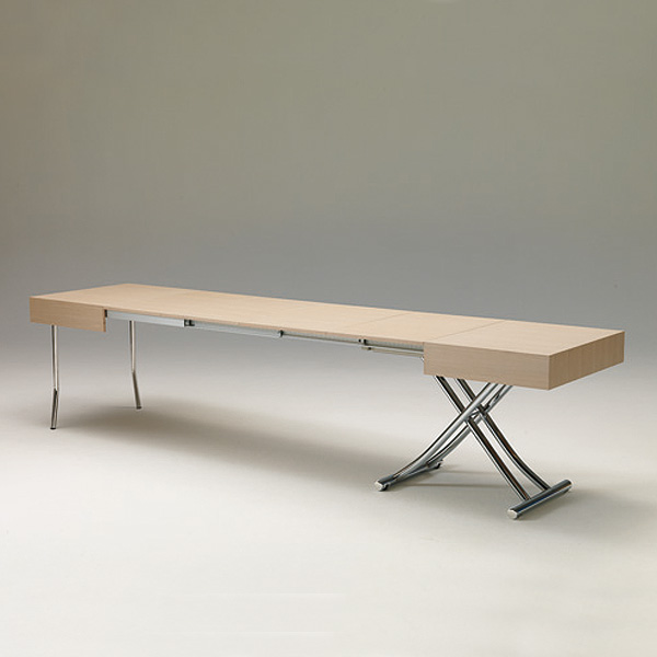 Magnum Legno T131 coffee table from Ozzio