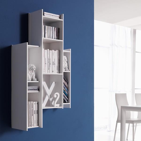 Demie X027 bookcase from Ozzio