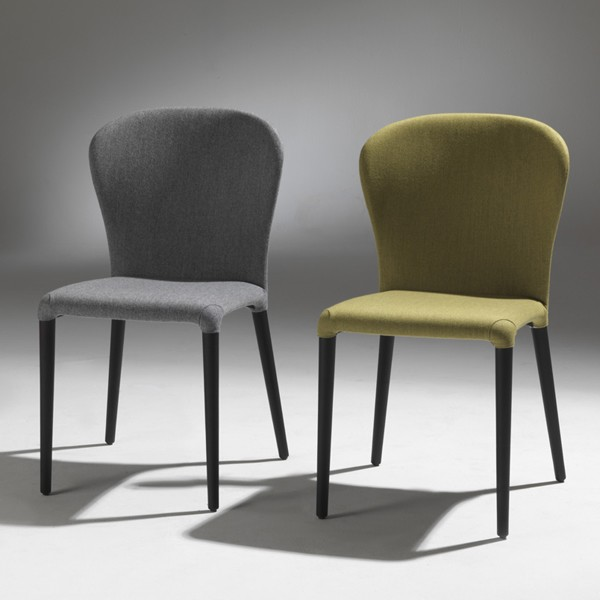 Astrid chair from Porada, designed by Gino Carollo