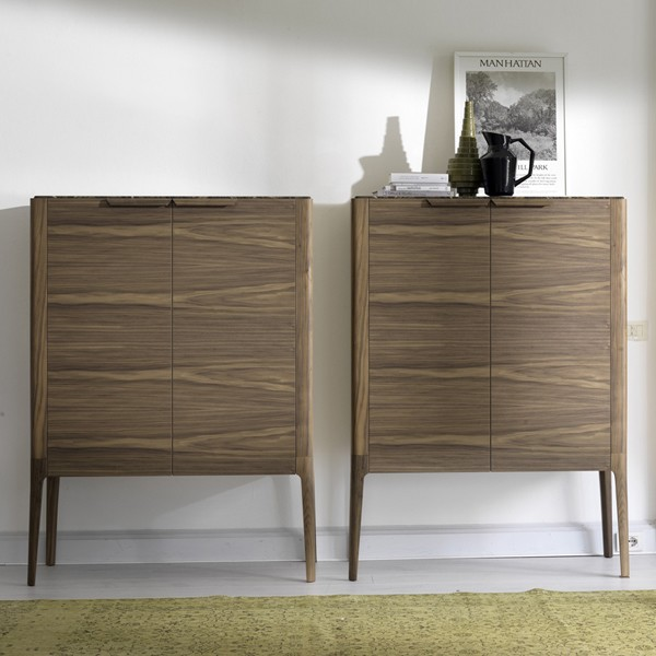 Atlante 1 cabinet from Porada, designed by C. Ballabio