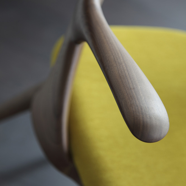 Ester chair from Porada, designed by S. Bigi