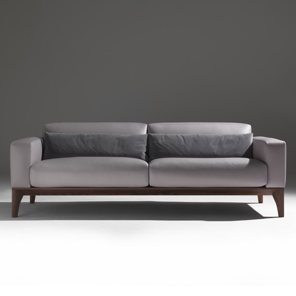 Fellow Sofa from Porada, designed by M. Marconato and T. Zappa