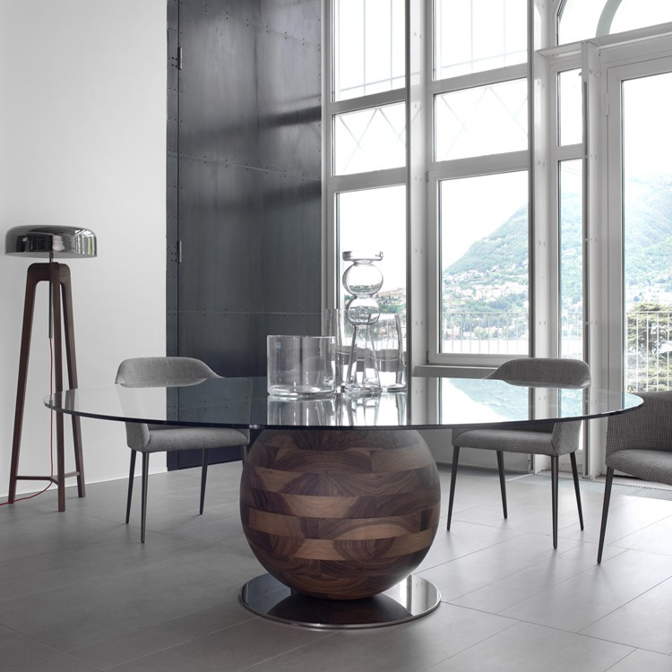 Gheo-K dining table from Porada