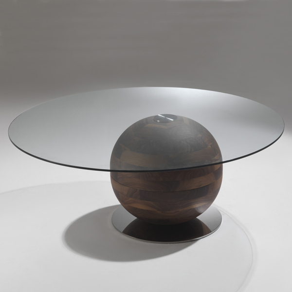 Gheo-Off dining table from Porada