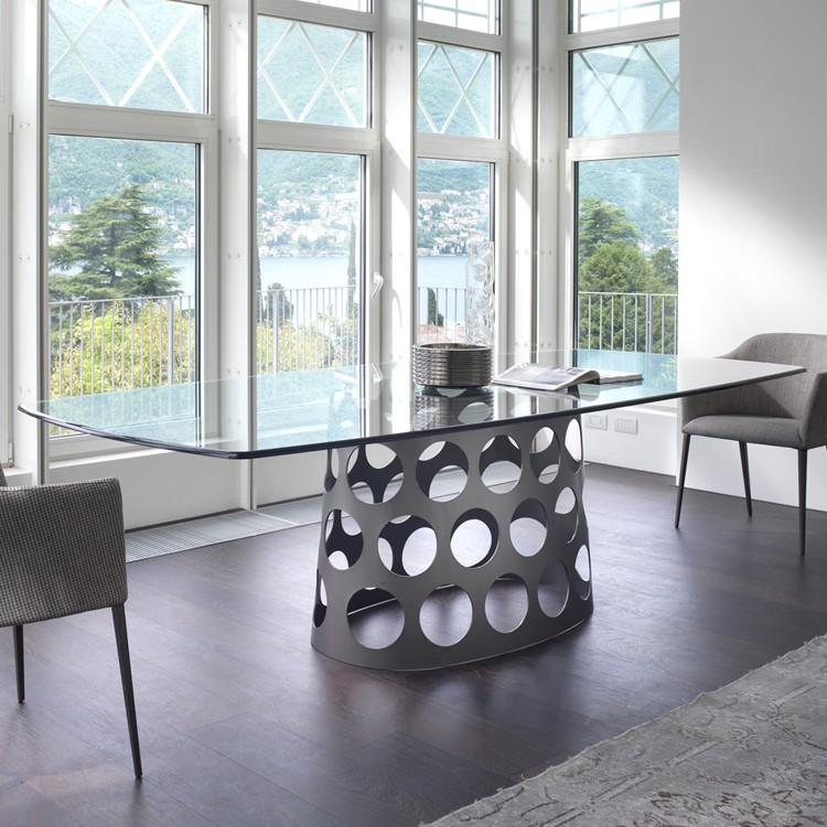 Jean Botte C dining table from Porada