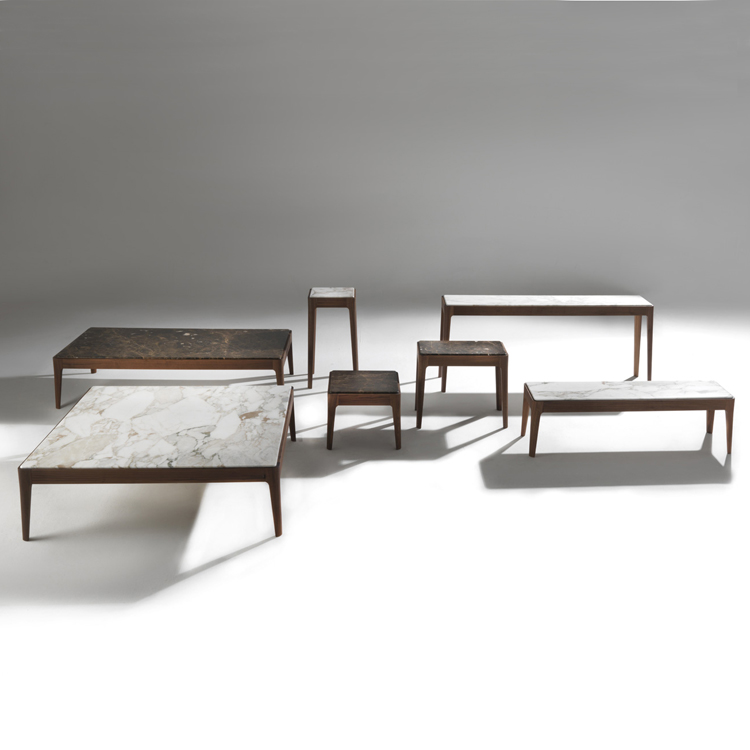 Ziggy Coffee Table from Porada, designed by C. Ballabio