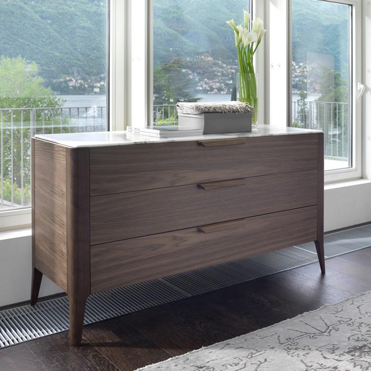Ziggy Chest cabinet from Porada, designed by C. Ballabio
