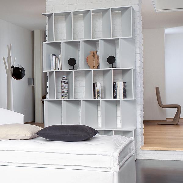 Fun Living Room Furniture: Bonaldo Fun, Storage, Bookcase