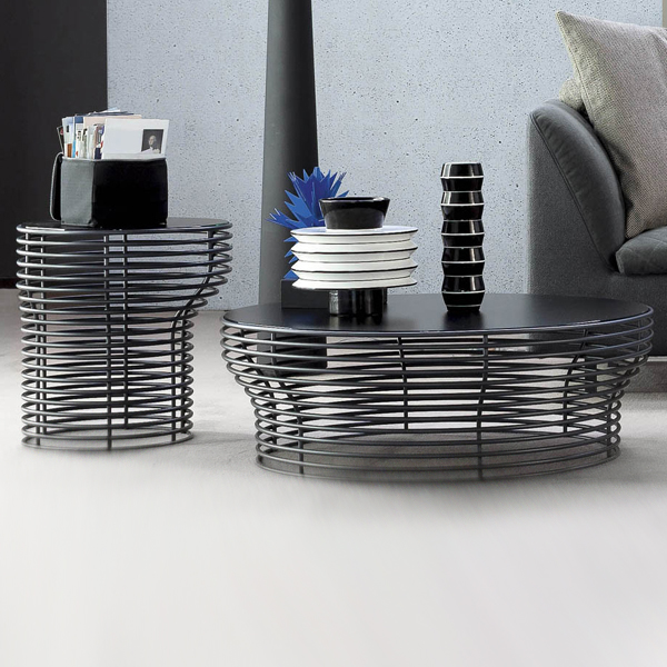 Orion, coffee table from Bonaldo