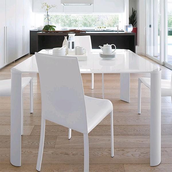 Scott Square dining table from Antonello Italia