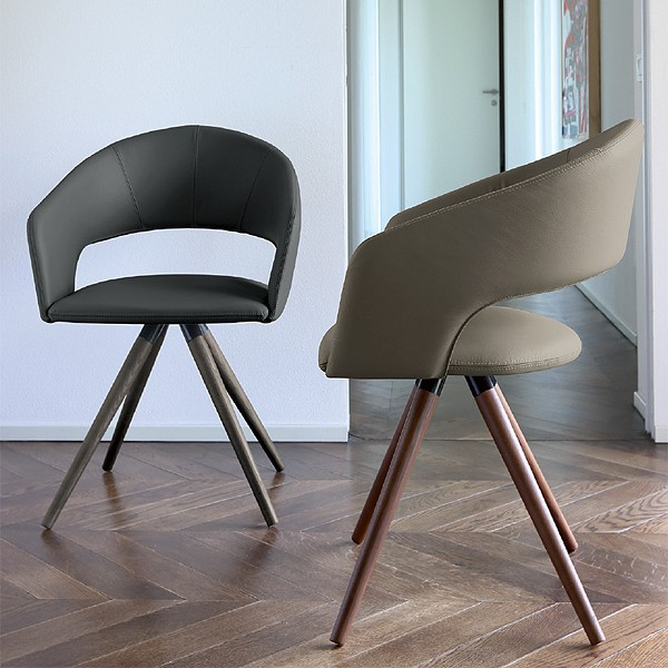 Arena, chair from Antonello Italia