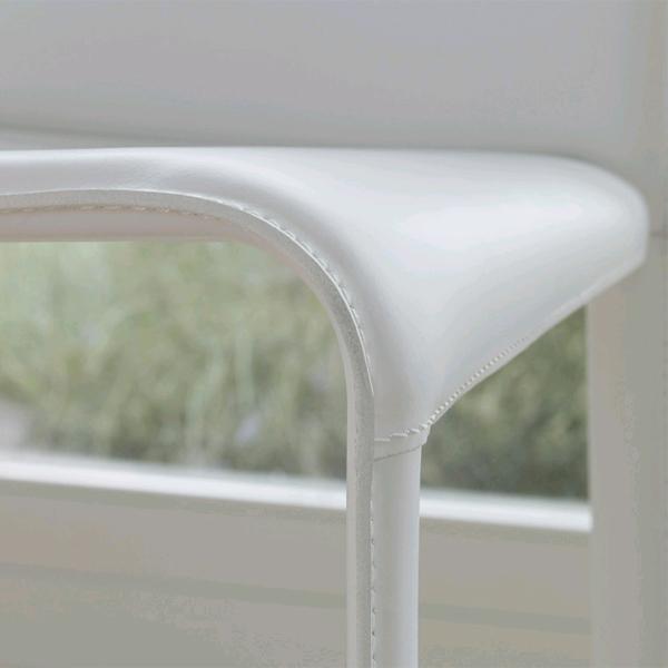Vanity, chair from Antonello Italia, designed by Gino Carollo