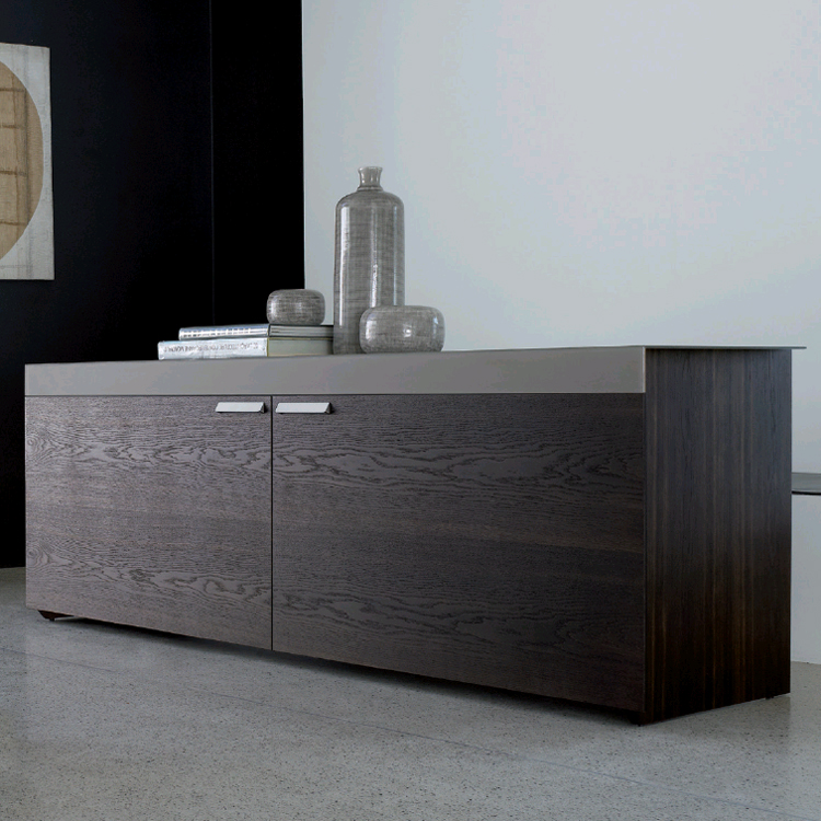 Julie cabinet from Antonello Italia, designed by Gino Carollo