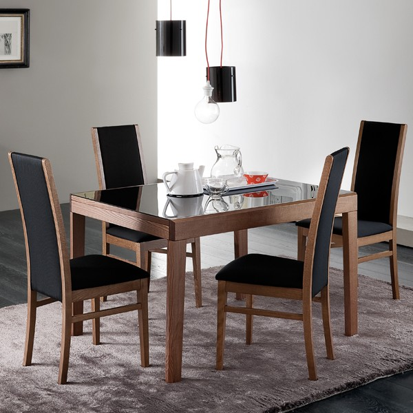 Asso-120, dining table from DomItalia