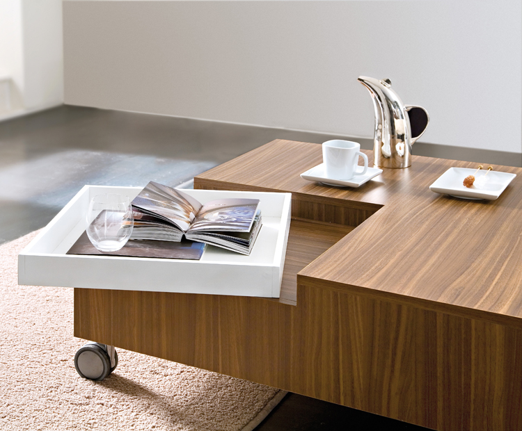 Roy coffee table from DomItalia