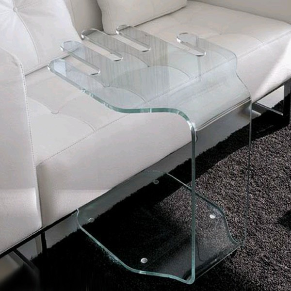 President end table from Steelline