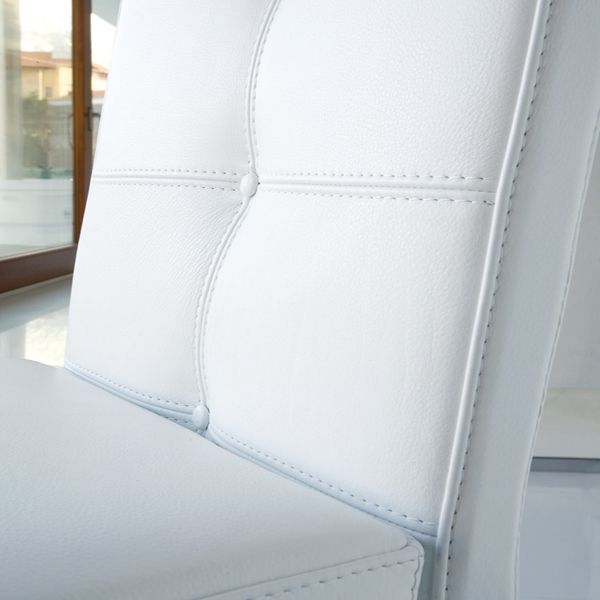 Nizza chair from Steelline