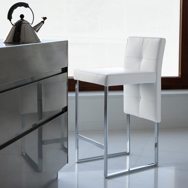Montecarlo stool from Steelline