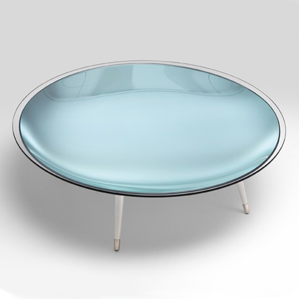 Roy, coffee table from Fiam