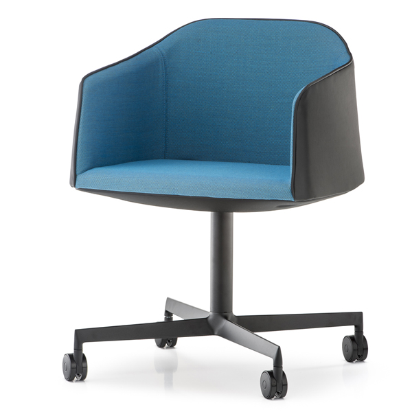 Laja 886 office chair from Pedrali, designed by Alessandro Busana