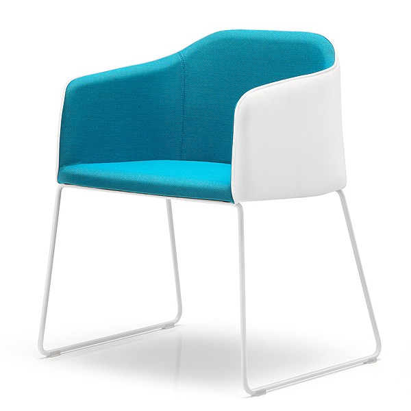 Laja 881 chair from Pedrali, designed by Alessandro Busana