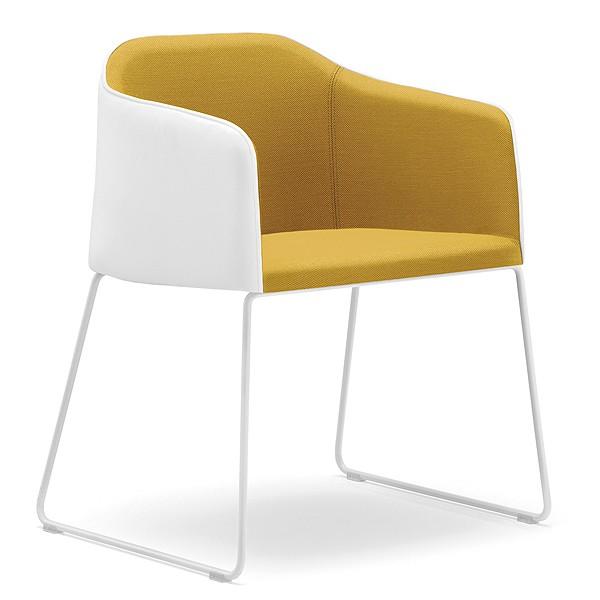 Laja 881 chair from Pedrali