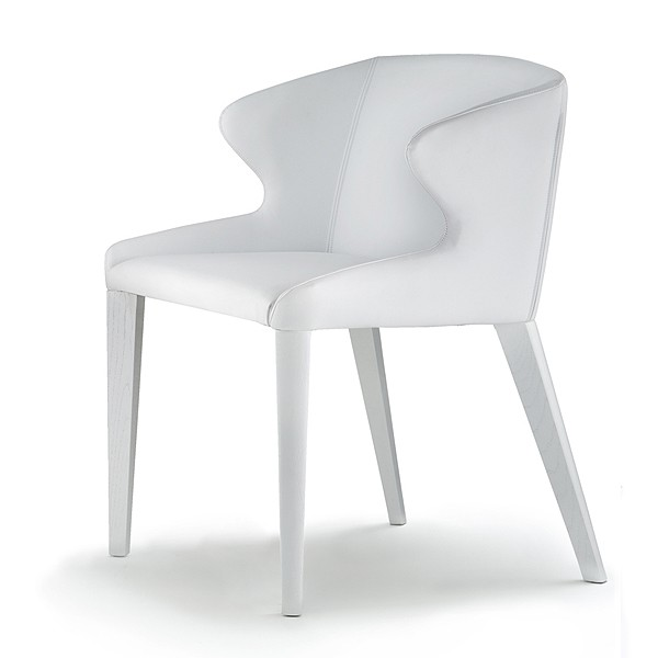 Leila 681 chair from Pedrali