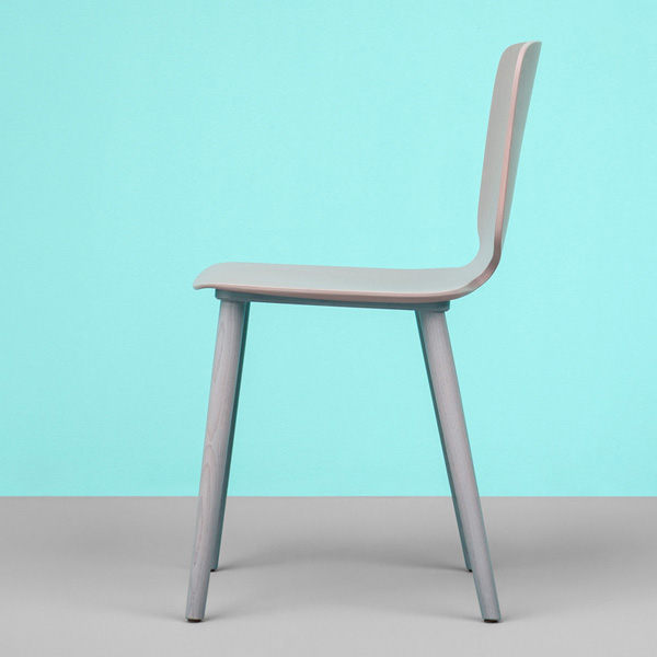Babila 2700 chair from Pedrali, designed by Odoardo Fioravanti