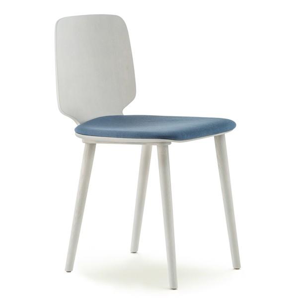 Babila Soft 2700A chair from Pedrali, designed by Odoardo Fioravanti