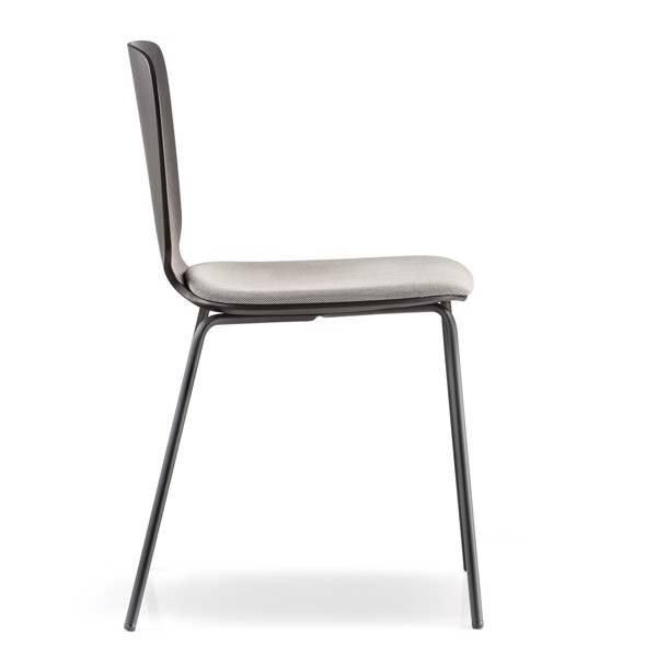 Babila Soft 2710A chair from Pedrali, designed by Odoardo Fioravanti