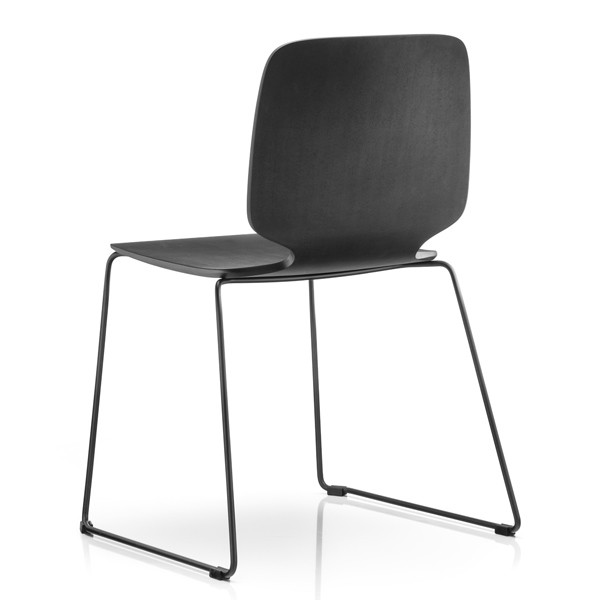 Babila 2720 chair from Pedrali, designed by Odoardo Fioravanti