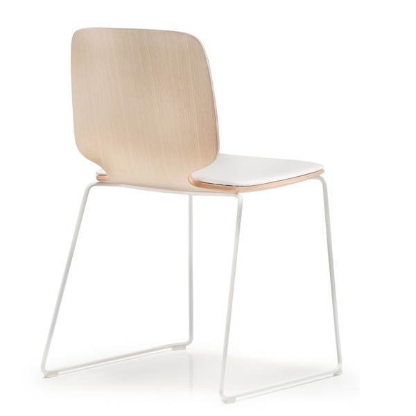 Babila Soft 2720A chair from Pedrali