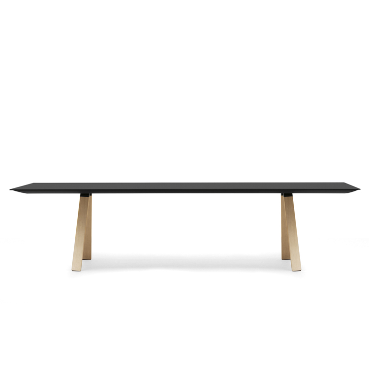 Arki Table dining from Pedrali, designed by Pedrali R&D